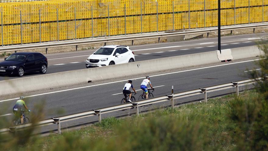 Los muertos en las carreteras de Aragón se disparan tras el estado de alarma