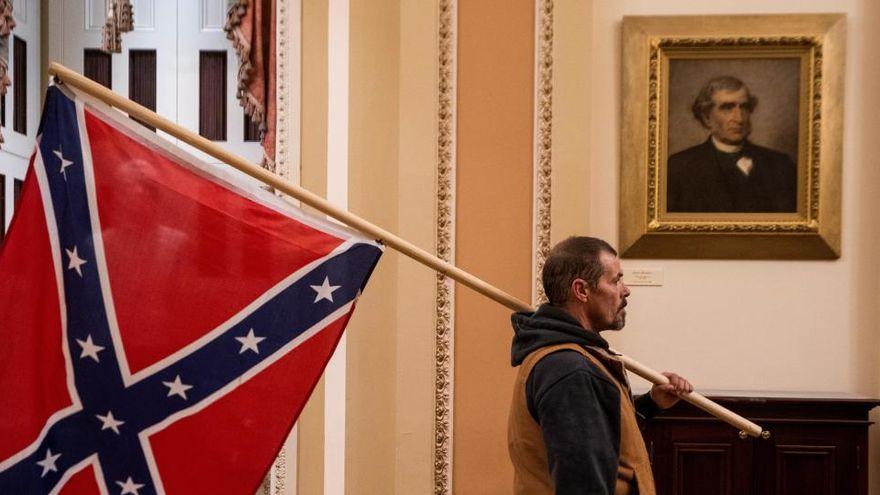 Los republicanos bloquean la apertura de una comisión de investigación sobre el asalto al Capitolio