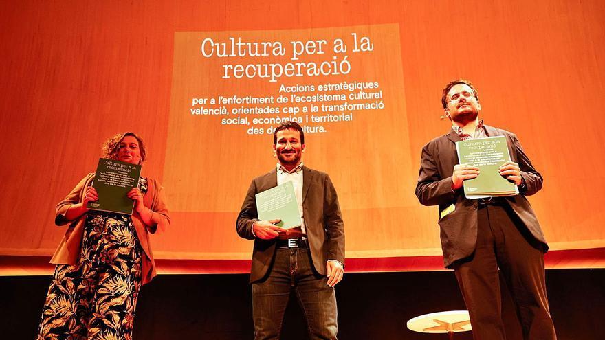 Marzà anuncia un plan para contratar a 1.000 trabajadores culturales al año