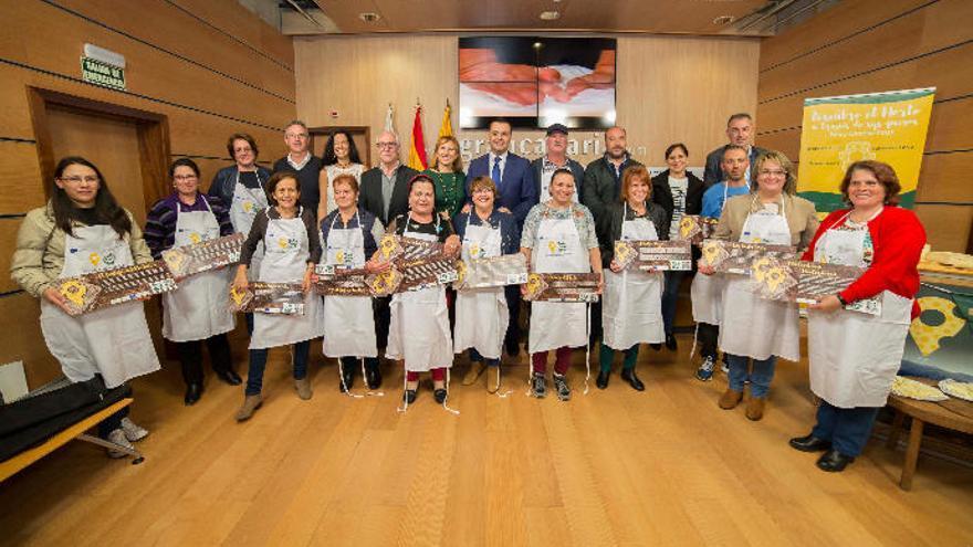 La comarca Norte crea seis rutas para conocer sus quesos