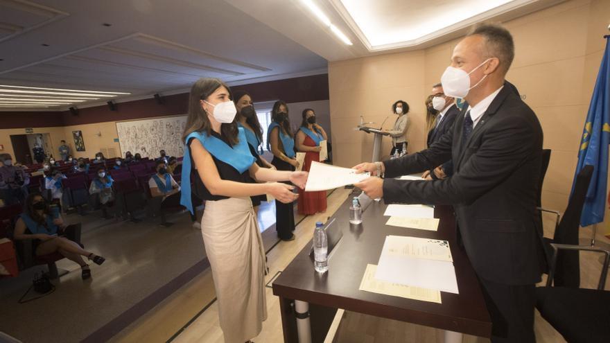 Primeras graduaciones en pandemia