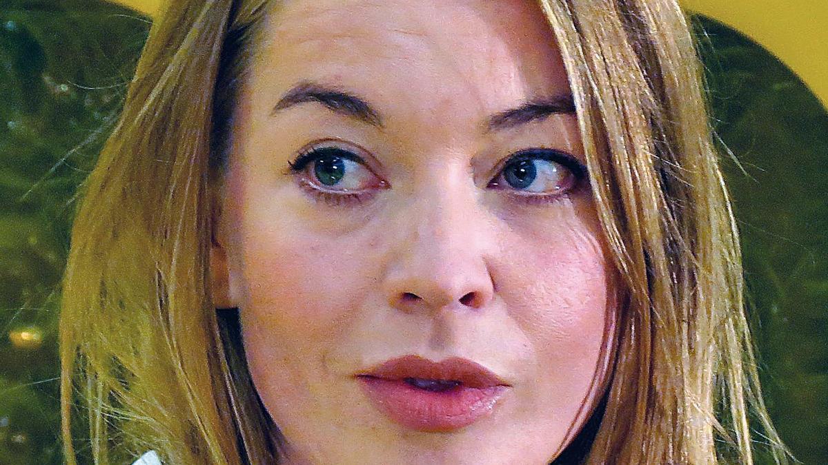 Karolina Ramqvist.