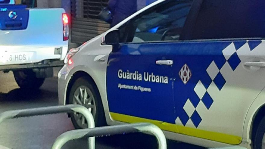 L'avís dels veïns permet detenir dos joves que havien assaltat una casa de Figueres