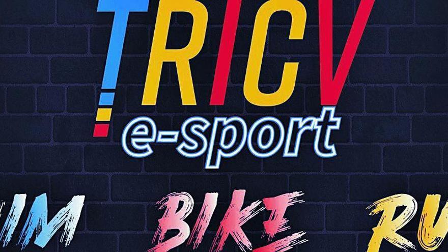 El triatlón valenciano se lanza a los eSports