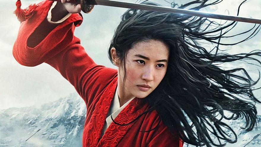 Disney permitirá ver Mulan sin estar suscrito