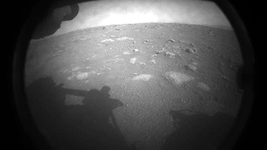 La cámara española que busca restos de vida en Marte junto a Perseverance