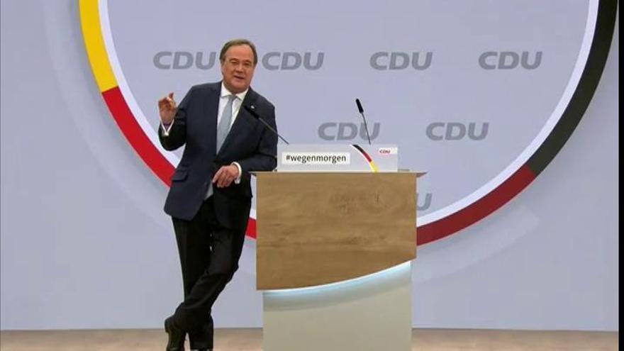 Armin Laschet sucede a Merkel como nuevo líder de la CDU