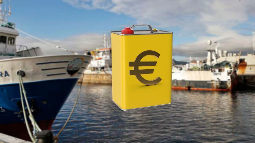 La flota gallega encara un sobrecoste de 50 millones al año sin el diésel bonificado