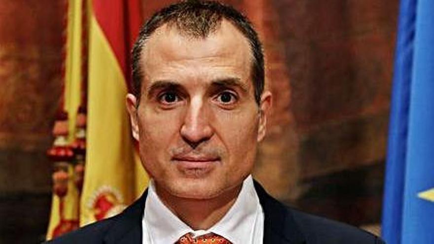 El sajeño Fernando Maestre Gil.