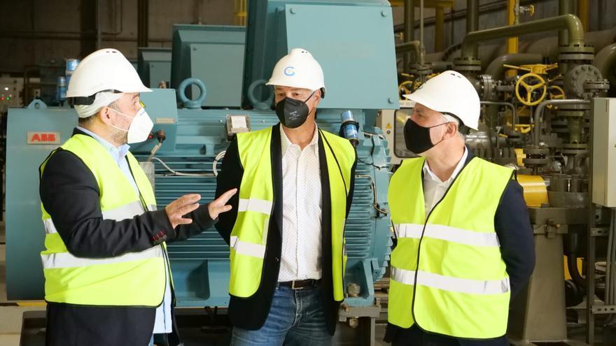 Torres apela a los fondos de  la UE para la transformación verde del Archipiélago