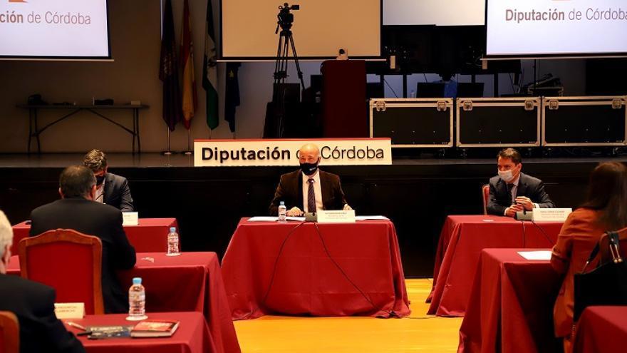 La Diputación de Córdoba firma con doce colectivos convenios en materia de consumo y participación ciudadana