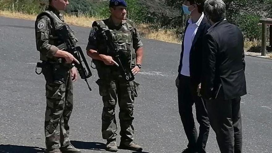 Esquerra torna a demanar l'obertura dels passos transfronterers que França manté tancats