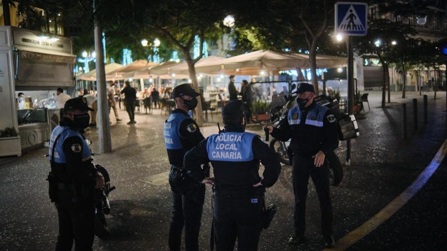 Santa Cruz reforzará la presencia policial el fin de semana para evitar botellones
