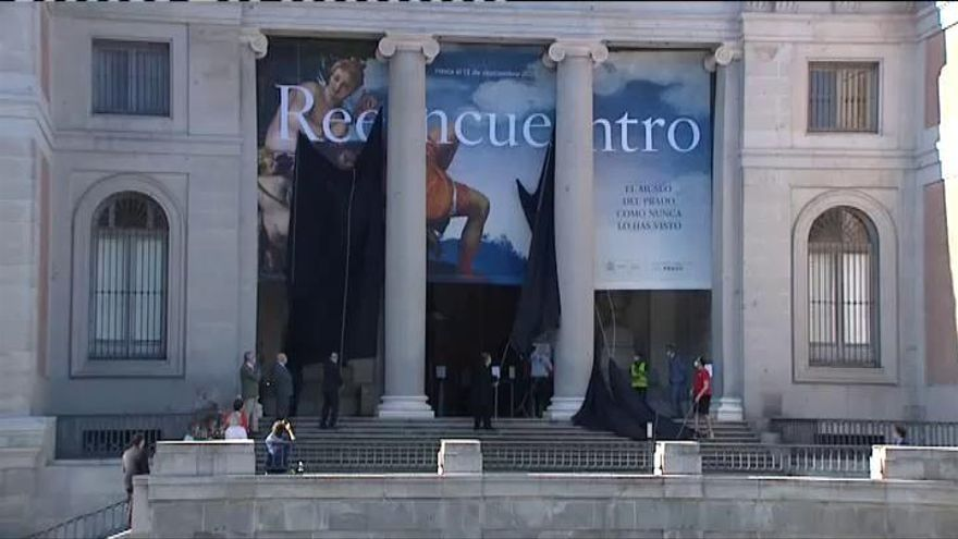El Museo del Prado se reencuentra con sus visitantes