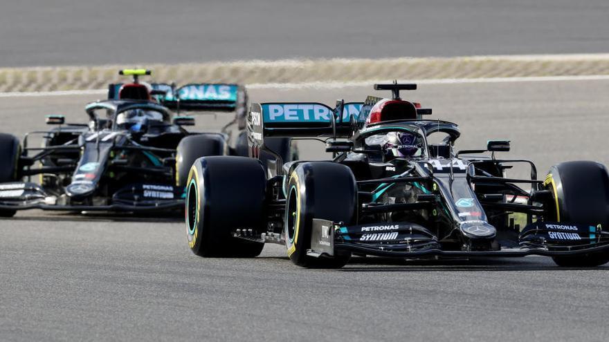 Gran Premio de Eifel de Fórmula 1, en directo