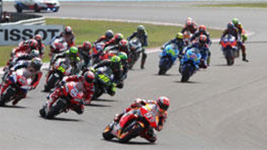 Al descubierto los sueldos de los pilotos de MotoGP