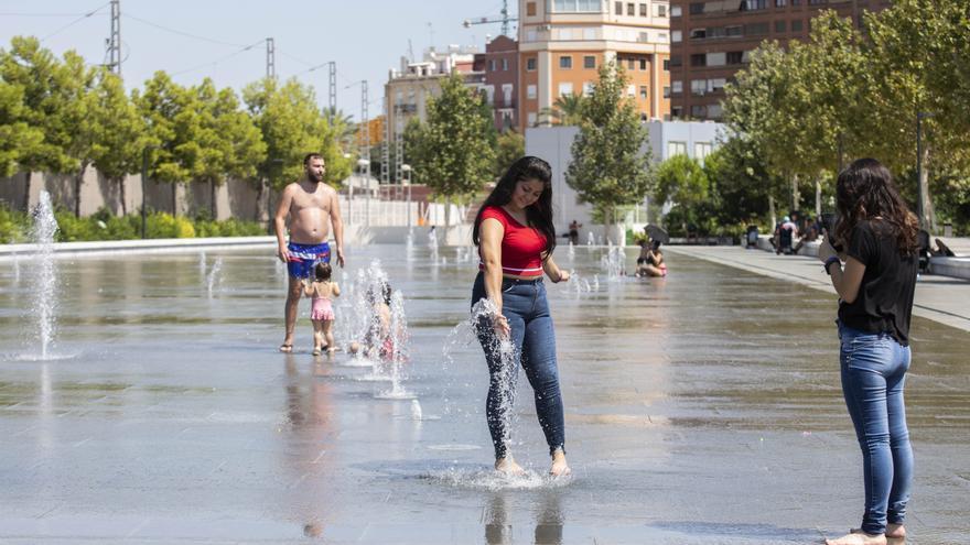 El tiempo en Valencia: Vuelve el calor asfixiante antes de que llegue el temporal