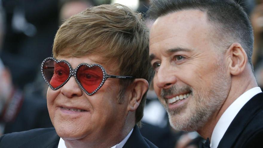 """Elton John, gran protagonista de la jornada, amb el seu film biogràfic """"Rocketman"""""""