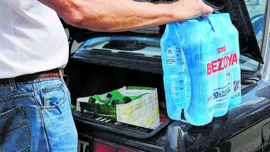 2,2 millones para reducir pérdidas de agua en la red de 12 municipios de Tenerife