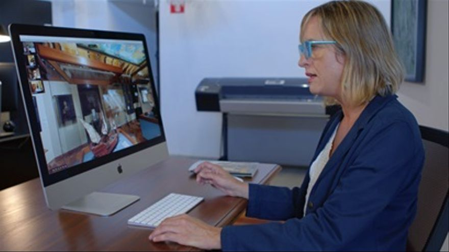 Crean una aplicación para realizar visitas virtuales guiadas a los museos de las Islas