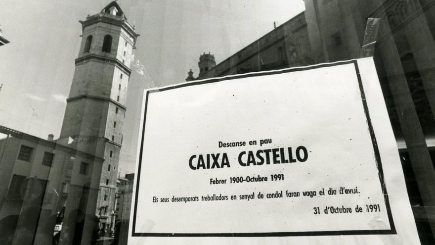 1900-2021: De Caja Castellón a Caixabank