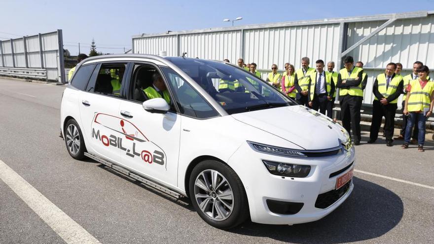 PSA Vigo dotará a sus nuevos lanzamientos de tecnología para la conducción autónoma