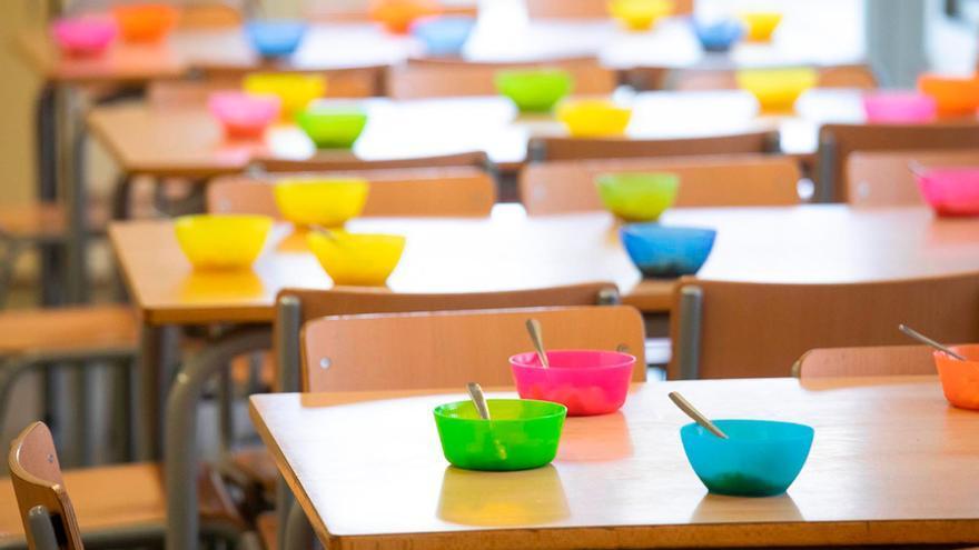 """Hostalric començarà el curs escolar amb un nou servei de menjador """"més ecològic i de proximitat"""""""