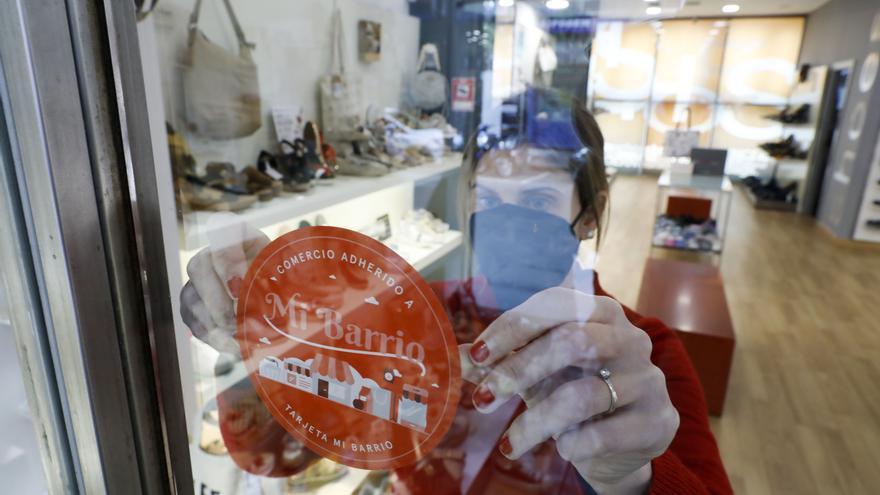 """Los comerciantes lamentan los pocos ingresos del programa """"Mi barrio"""": """"Lo usa poca gente"""""""