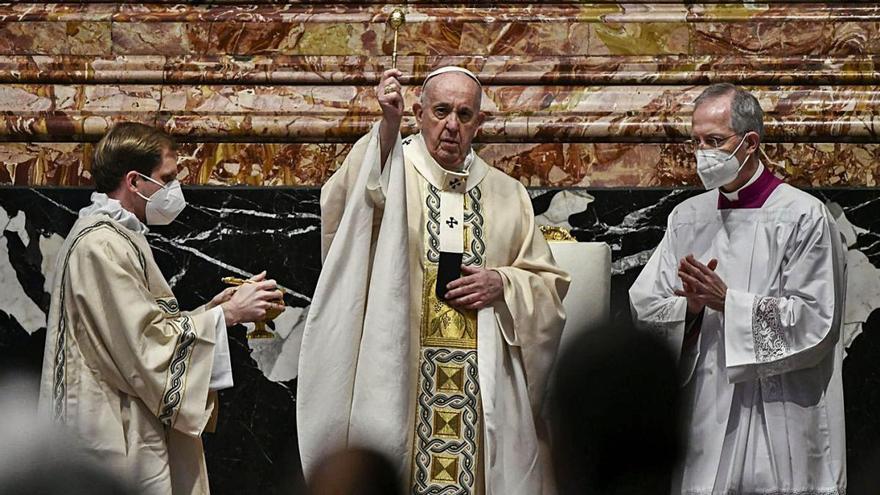 El Papa reclama superar els retards de distribució