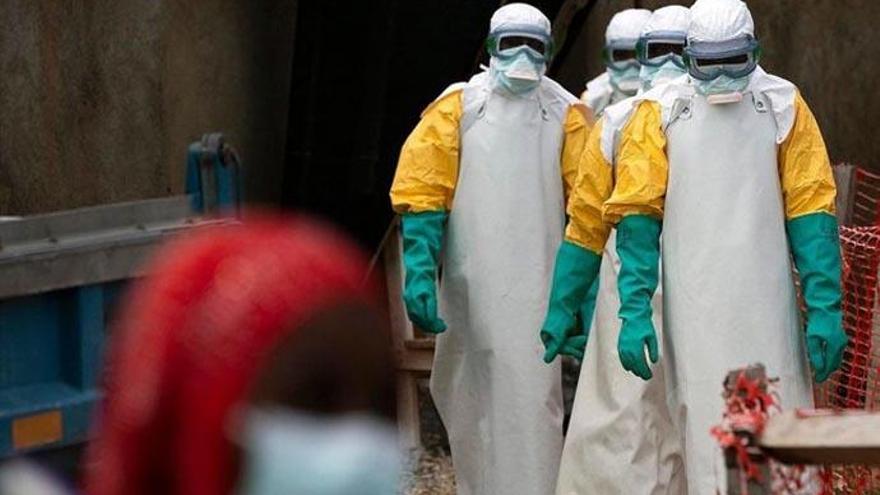 Registrado en el Congo un nuevo brote de ébola
