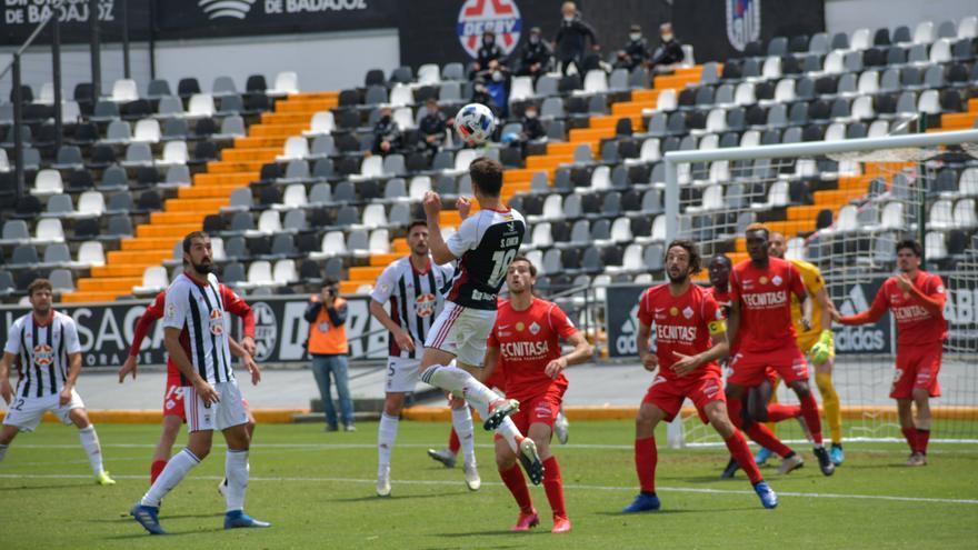 Zamora, rival del Badajoz en las semifinales por el ascenso