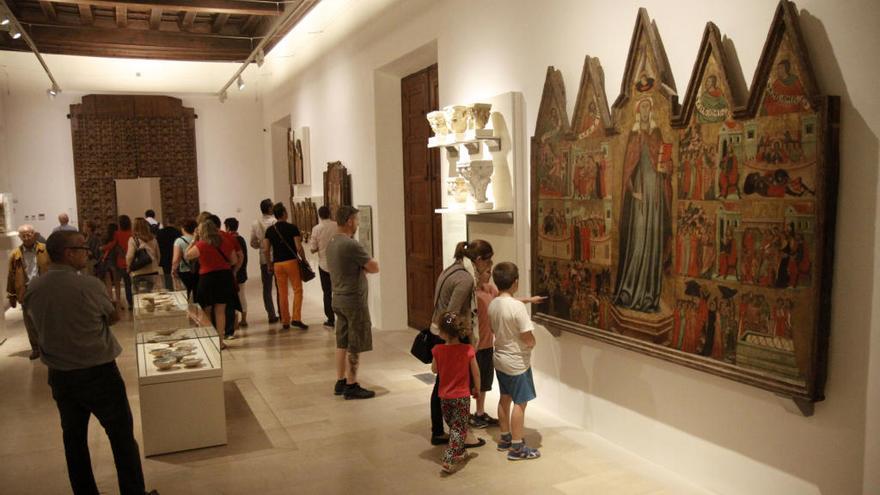 El Govern cederá al Consell la gestión del Museu de Mallorca el 1 de enero de 2019