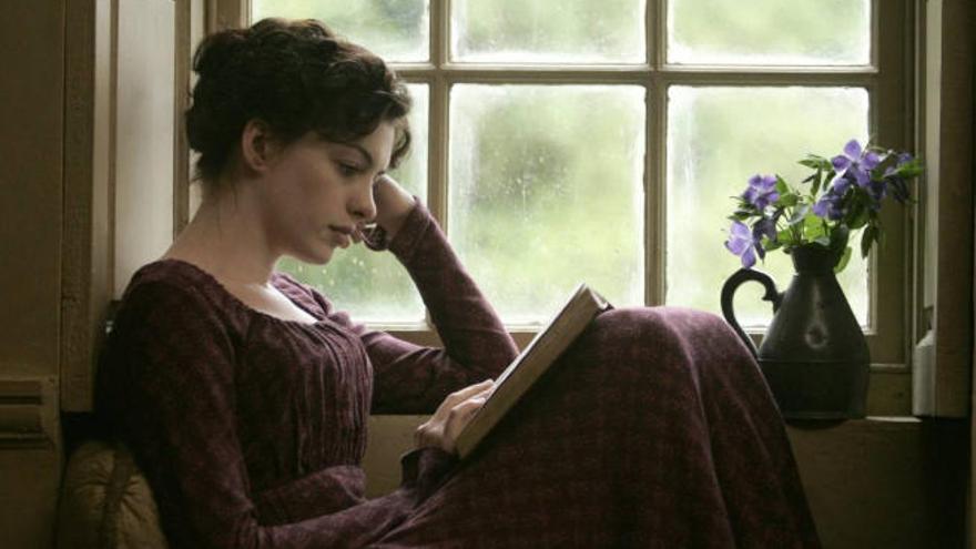 El filme 'La joven Jane Austen' se proyecta en la Casa-Museo Pérez Galdós