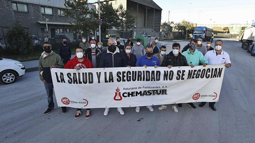 """El SOMA acusa a Chemastur de """"obstruir"""" la labor de la inspectora de Trabajo"""