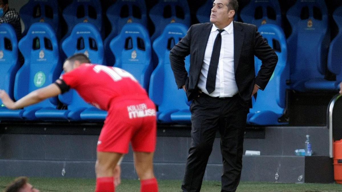"""Sandoval: """"El penalti lo pitan desde Madrid"""""""