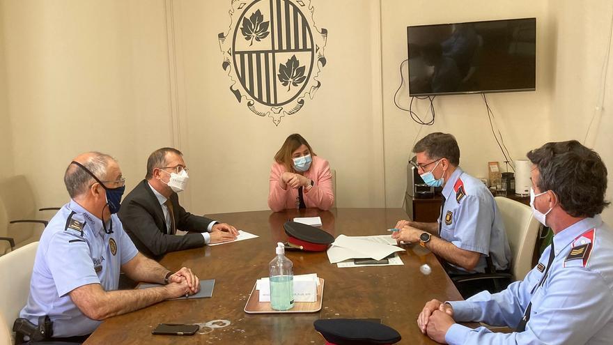 El regidor de Seguretat de Figueres es reunirà amb la jutge degana i la fiscal per abordar el problema dels reincidents