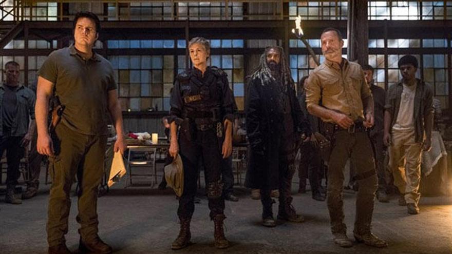 «The Walking Dead»: La 9a temporada s'estrenarà amb un episodi d'hora i mitja