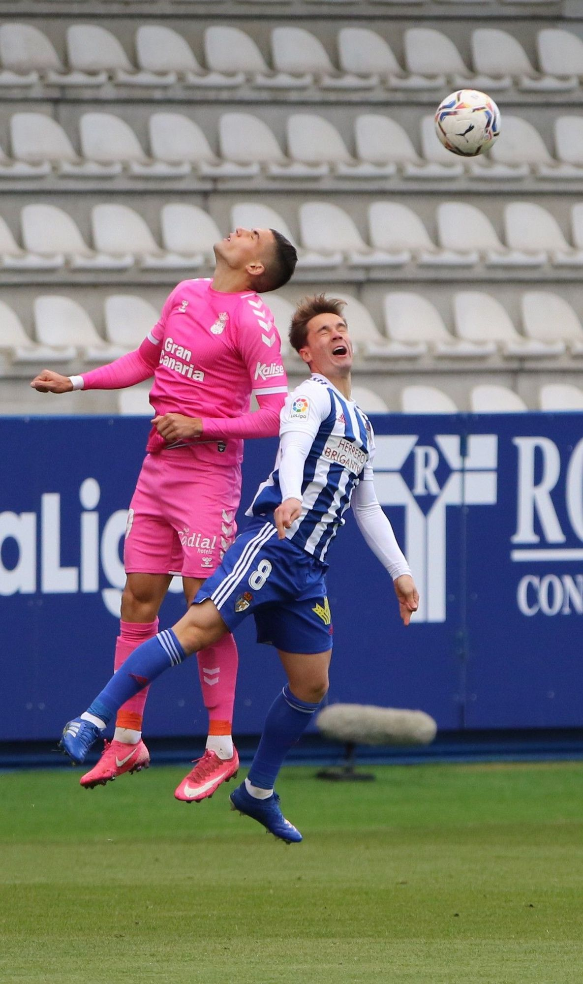 Liga Smartbank: SD Ponferradina 0 - 0 UD Las Palmas