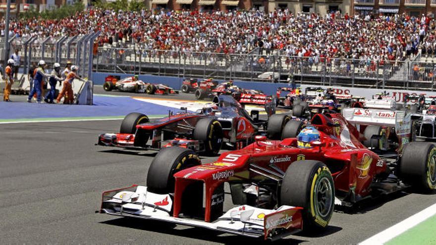 La UDEF ve un posible amaño de contratos en la F1 en Valencia