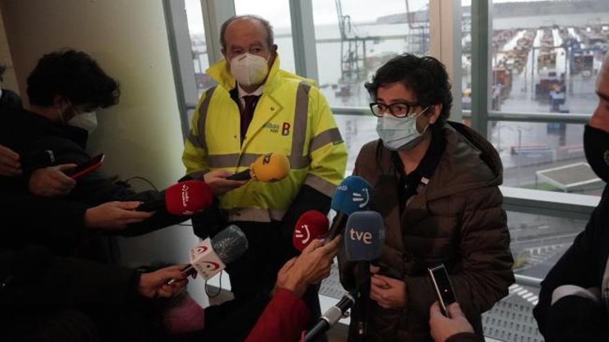 """González Laya: """"Queremos construir una nueva relación con el Peñón, sin renuncias"""""""