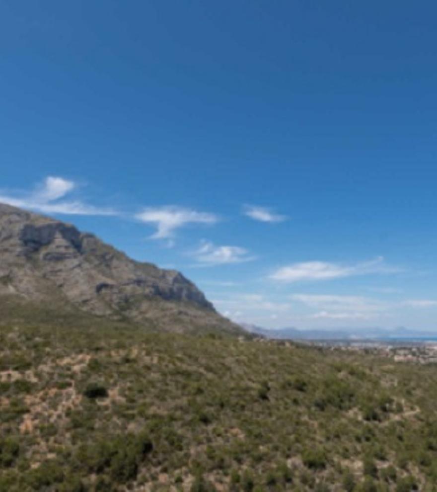 Parque Natural El Montgó: Cabo de San Antonio