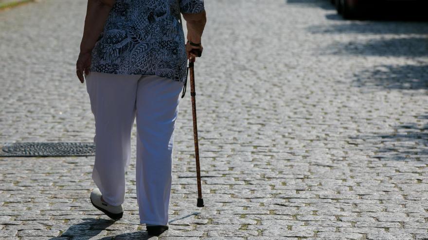 La pensión media en Murcia es de 907,42 euros en enero, la tercera más baja del país