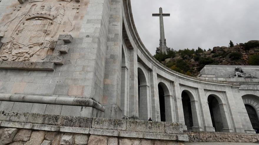 Denuncian la posible ocupación ilegal del Valle de los Caídos por los monjes