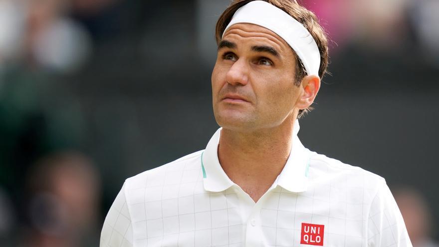 Federer amaga con la retirada tras anunciar que volverá a ser operado