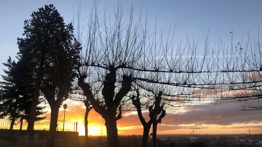El tiempo en Zamora: remite la lluvia
