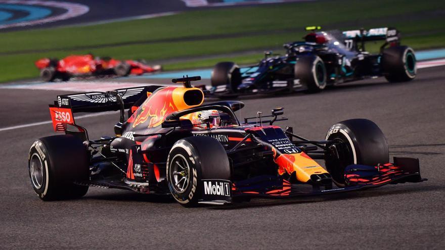 Verstappen cierra el Mundial con una victoria en Abu Dabi