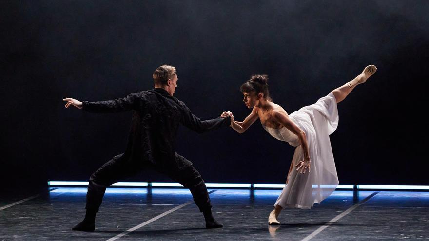 El Festival de Peralada gaudeix de la dansa amb la proposta «Ballet under the stars»