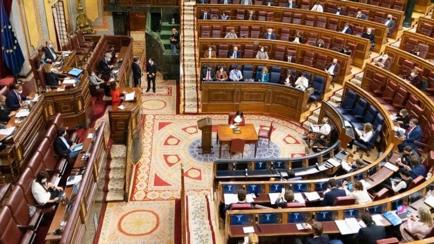 El Congrés aprova els pressupostos amb 188 vots gràcies al suport d'ERC, PDeCAT, PNB i Bildu
