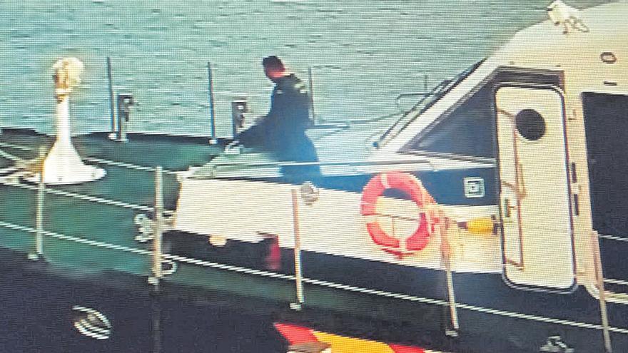 El cadáver hallado a 16 millas de Xàbia pertenece a una mujer