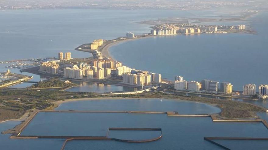 El paseo marítimo de La Manga resulta el proyecto más votado